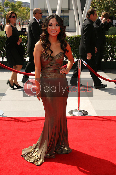 Brenda Song<br />At the 60th Primetime Creative Arts Emmy Awards Red Carpet. Nokia Live Theater, Los Angeles, CA. 09-13-08<br />Dave Edwards/DailyCeleb.com 818-249-4998