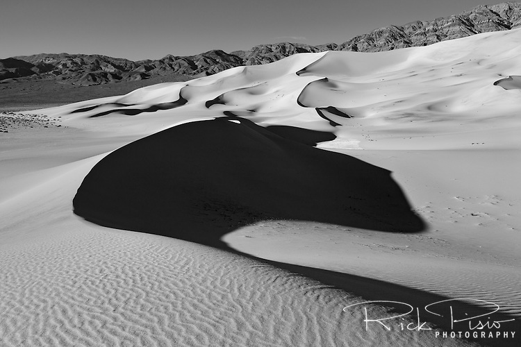 Eureka Dunes in Death Valley National Park.