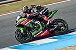 2016 FIM Superbike World Championship, Tes, Jerez, Spain, Jonathan Rea, Kawasaki