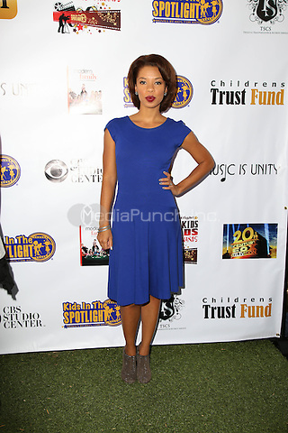 LOS ANGELES, CA - NOVEMBER 7: Angel Parker at the Kids In The Spotlight's Movies By Kids, For Kids Film Awards at Fox Studios in Los Angeles, California on November 7, 2015. Credit: David Edwards/MediaPunch
