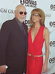 Celine Dion and husband Rene at 2002 VH1 Divas at MGM Grand in Las Vegas......