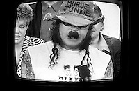 Punk rocker G.G. Allin's brother Merle on the Jane Whitney Show.<br />