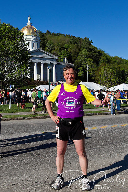The 29th Annual Vermont Corporate Cup Challenge and State Agency Race - a 5 kilometer team running/walking event open to businesses, government and non-profit organizations in Vermont was held Thursday, May 17, 2012 in Montpelier, Vermont