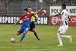 En juego de la quinta fecha del Apertura 2015, Deportivo Pasto venció de manera agónica a Atlético Nacional en compromiso disputado en el estadio La Libertad de Pasto.