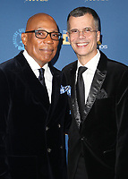 02 February 2019 - Hollywood, California - Paris Barclay, Christopher Mason. 71st Annual Directors Guild Of America Awards held at The Ray Dolby Ballroom at Hollywood & Highland Center. Photo Credit: F. Sadou/AdMedia