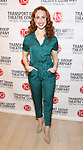 Emma Orelove attends the Transport Group Theatre Company 'A Toast to the Artist - An Evening with Mary-Mitchell Campbell & Friends'  at The The Times Center on February 6, 2017 in New York City.