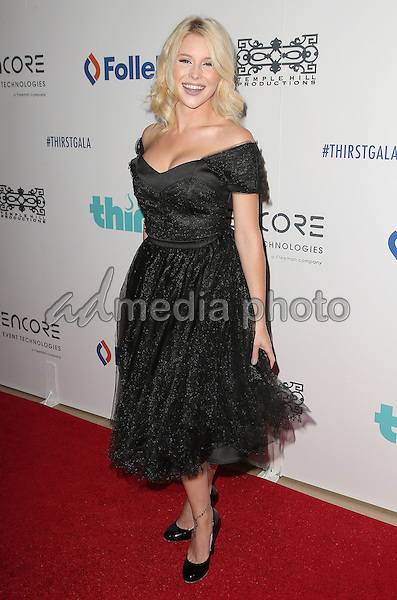 30 June 2015 - Beverly Hills, California - Renee Olstead. 6th Annual Thirst Gala held at The Beverly Hilton Hotel. Photo Credit:. Photo Credit: F. Sadou/AdMedia