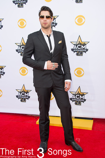 Jason Merritt attends the 50th Academy Of Country Music Awards at AT&T Stadium on April 19, 2015 in Arlington, Texas.