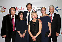 LOS ANGELES, CA - NOVEMBER 3: Dr. Brian Durie, Susi Novis Durie, Loraine Alterman Boyle, Kevin Nealon, Andy Kuzneski, Laurie Kuzneski, at The International Myeloma Foundation's 12th Annual Comedy Celebration at The Wilshire Ebell Theatre in Los Angeles, California on November 3, 2018.   <br /> CAP/MPI/FS<br /> &copy;FS/MPI/Capital Pictures