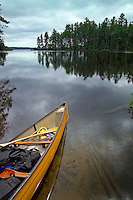Algonquin Park, Ontario, Canada, July 2006. The Algonquin Provincial Park consists of many lakes that can be explored by canoe and which are connected by portages. Photo by Frits Meyst/Adventure4ever.com