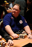 Team Pokerstars.net Pro Greg Raymer is one of three team pro remaining in the field at the end of day 2.