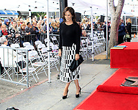LOS ANGELES - JAN 8:  Annabeth Gish at the Gillian Anderson Star Ceremony on the Hollywood Walk of Fame on January 8, 2018 in Los Angeles, CA