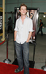 """HOLLYWOOD, CA. - September 03: Matt O'Leary arrives at the Los Angeles premiere of """"Sorority Row"""" at the ArcLight Hollywood theater on September 3, 2009 in Hollywood, California."""