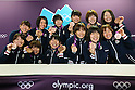 2012 Olympic Games - Volleyball - Press Conference of Japan Women's Team for Bronze Medal