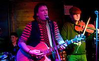 Nimming Ned; Hunt Saboteurs Benefit Gig, Wagon and Horses Digbeth, 2nd Dec 2011