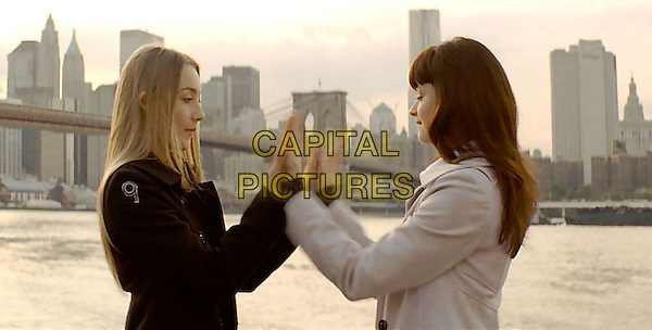 SAOIRSE RONAN &amp; ALEXIS BLEDEL<br /> in Violet &amp; Daisy (2011)<br /> *Filmstill - Editorial Use Only*<br /> CAP/FB<br /> Image supplied by Capital Pictures