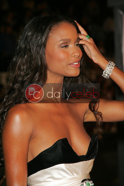 Joy Bryant<br />at the world premiere of &quot;Get Rich Or Die Tryin&quot;. Graumans Chinese Theatre, Hollywood, CA. 11-02-05<br />Dave Edwards/DailyCeleb.com 818-249-4998