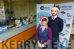Mairead Brosnan and Timmy O'Donoghue Killarney Credit Union Park Road