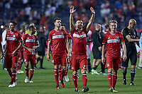 Chicago Fire vs New England Revolution, August 5, 2017