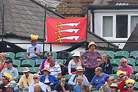 A Essex flag in the crowd during Gloucestershire vs Essex Eagles, NatWest T20 Blast Cricket at The Brightside Ground on 13th August 2017
