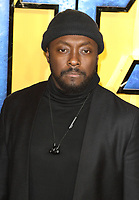 will.i.am at the Black Panther European Premiere at the Eventim Apollo, Hammersmith, London on Thursday 8th February 2018<br /> CAP/ROS<br /> CAP/ROS<br /> &copy;ROS/Capital Pictures