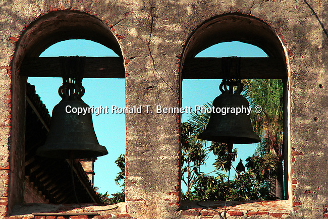 Mission bells California, West Coast of US, Golden State, 31st State, California, Fine Art Photography by Ron Bennett, Fine Art, Fine Art photography, Art Photography, Copyright RonBennettPhotography.com ©