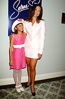 "LOS ANGELES - JUN 19:  Becky Lee Meza, Jennifer Lopez at the ""Selena"" Press Conference at the Four Seasons Hotel on June 19, 1996 in Beverly Hills, CA"