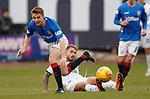 09.12.2018 Dundee v Rangers: Jordan Rossiter