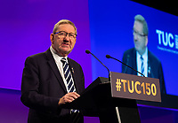 TUC Conference 9th-12th Sept 2018
