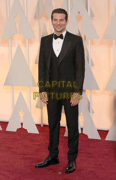 22 February 2015 - Hollywood, California - Bradley Cooper. 87th Annual Academy Awards presented by the Academy of Motion Picture Arts and Sciences held at the Dolby Theatre. <br /> CAP/ADM<br /> &copy;AdMedia/Capital Pictures Oscars