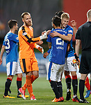 Congratulations for young defender Ross McCrorie at full time