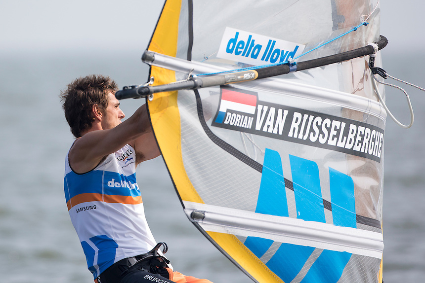 Medal races day at the  Delta Lloyd Regatta  2016, 28th of May (24/28 May 2016). Medemblik - the Netherlands.