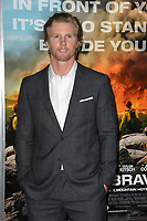 Thad Luckenbill at the premiere for &quot;Only The Brave&quot; at the Regency Village Theatre, Westwood. Los Angeles, USA 08 October  2017<br /> Picture: Paul Smith/Featureflash/SilverHub 0208 004 5359 sales@silverhubmedia.com