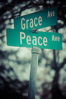Where You Find Grace and Peace