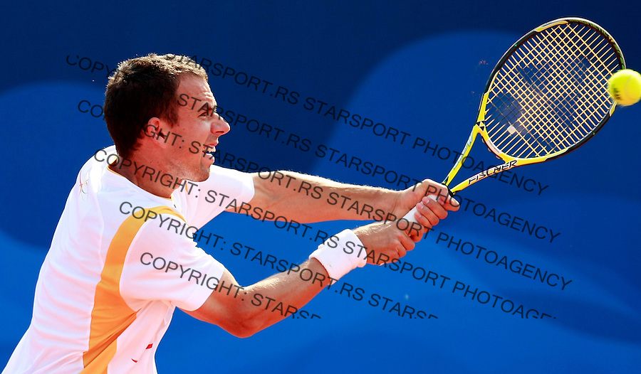 Atp Serbia Open 2009 Qualifications Starsport Photo Service