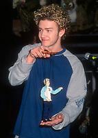 Justin Timberlake, 2000, Photo By John Barrett/PHOTOlink