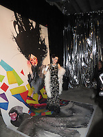 Stacey Bendet + David Choe Fashion, Art and Disco Dancing