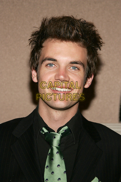 TYLER HILTON.The WB Network's 2006 All Star Party  at Ritz Carlton Huntington Hotel. .January 16th, 2006.Photo: William Scott/AdMedia/Capital Pictures.Ref: WS/ADM.headshot portrait .www.capitalpictures.com.sales@capitalpictures.com.© Capital Pictures.
