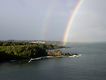 rainbow at Kapalua