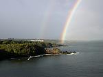 rainbow at Kapalua