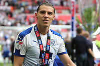 Sid Nelson of Tranmere Rovers during Newport County vs Tranmere Rovers, Sky Bet EFL League 2 Play-Off Final Football at Wembley Stadium on 25th May 2019