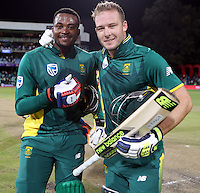 161005 International Cricket ODI - South Africa v Australia