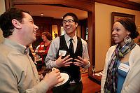 Fostering Scholars with Jim McDermott 2010