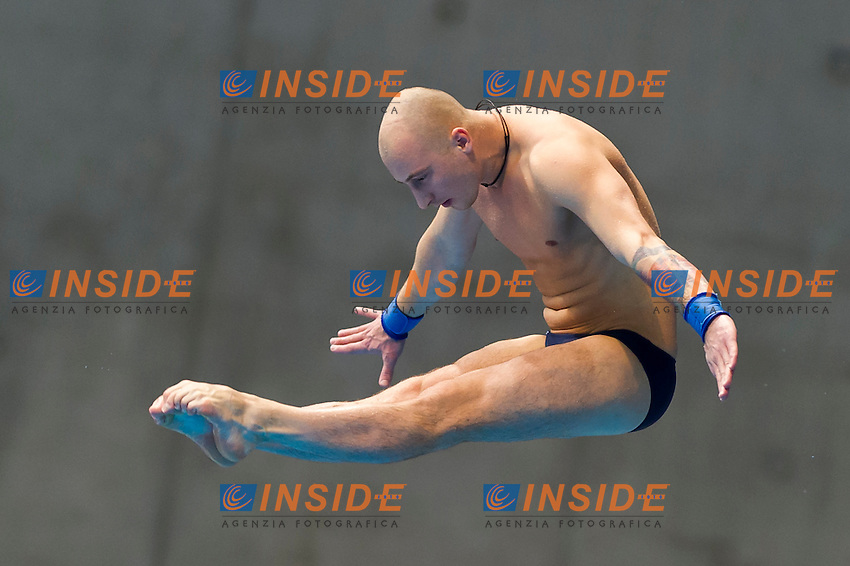 Team BLR KAPTUR Vadim<br /> London, Queen Elizabeth II Olympic Park Pool <br /> LEN 2016 European Aquatics Elite Championships <br /> Diving<br /> Team event final <br /> Day 01 09-05-2016<br /> Photo Giorgio Perottino/Deepbluemedia/Insidefoto