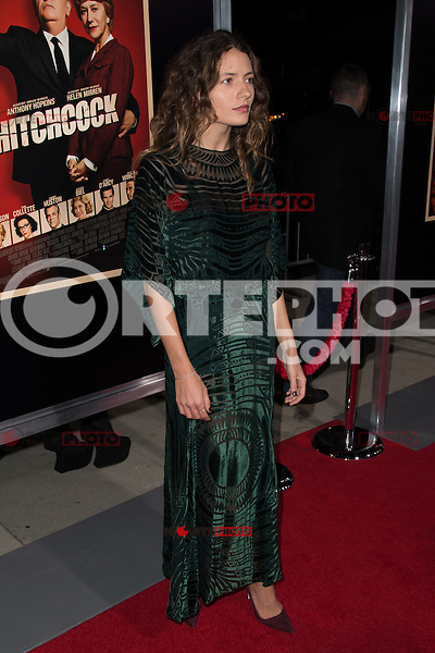 "November 20, 2012 - Beverly Hills, California - Karina Deyko at the ""Hitchcock"" Los Angeles Premiere held at the Academy of Motion Picture Arts and Sciences Samuel Goldwyn Theater. Photo Credit: Colin/Starlite/MediaPunch Inc"
