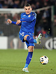 Getafe CF's Mauro Arambarri during UEFA Europa League match. December 12,2019. (ALTERPHOTOS/Acero)