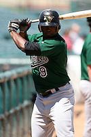 Justin Upton / Visalia Oaks..Photo by:  Bill Mitchell/Four Seam Images