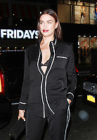 NEW YORK, NY October 18, 2017  Irina Shayk,  attend  Intimissimi flagship boutique opening at  New York October 18,  2017. Credit:RW/MediaPunch /NortePhoto.com