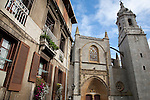 Santa Maria de la Asuncion Church, Lekeitio, Basque Country, Spain