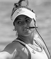 Brandenburg. GERMANY. GBR W8+. Cox Zoe DE TOLEDO. 2016 European Rowing Championships at the Regattastrecke Beetzsee<br /> <br /> Friday  06/05/2016<br /> <br /> [Mandatory Credit; Peter SPURRIER/Intersport-images]